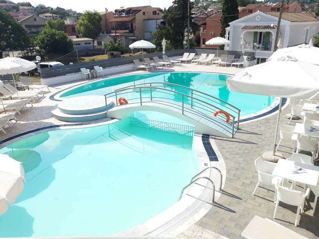 Holidays in Kassiopi Corfu